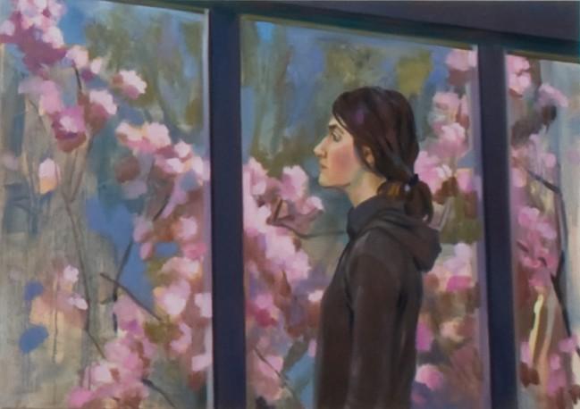 Angesichtskirschblüten 2 (Sarah)