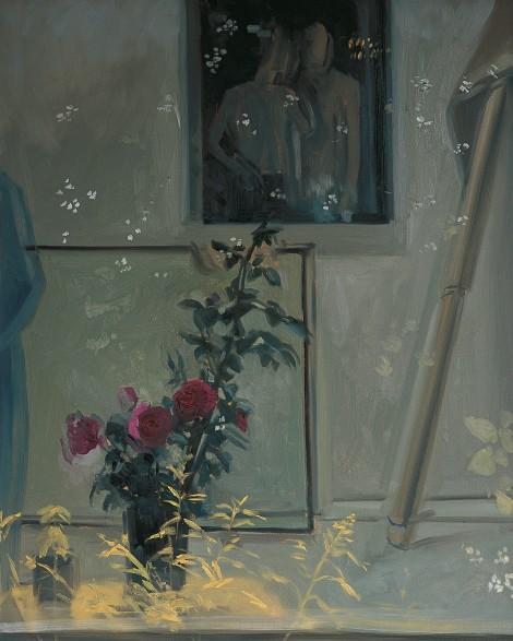 Rosenspiegelung 2 (Beuysrolle)