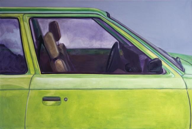 Das grüne Auto