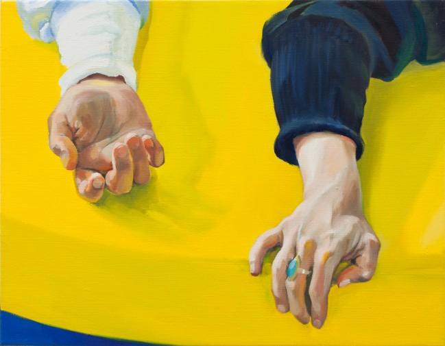 Porträtsalon / Hände