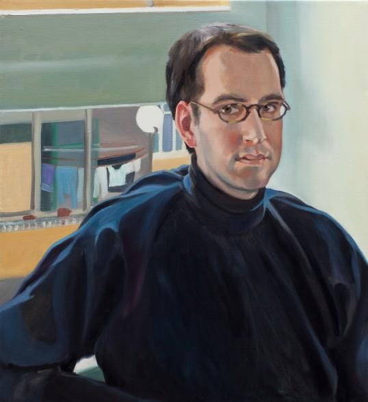Porträtsalon / Dirk