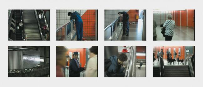 Stills aus U-N-Hbf (Film)