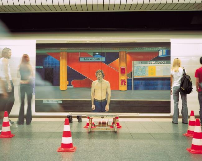 Ecce homo, Marienplatz