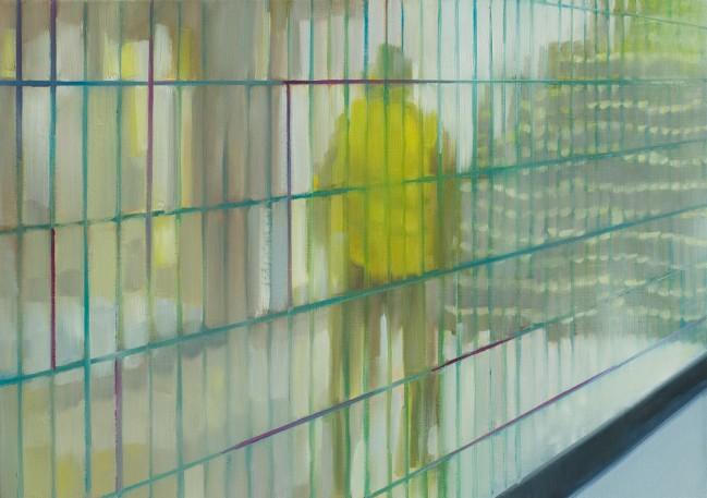Schatten ihrer Selbst 5 (gelber Mann)