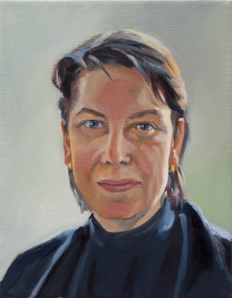 Porträtsalon / Claudia