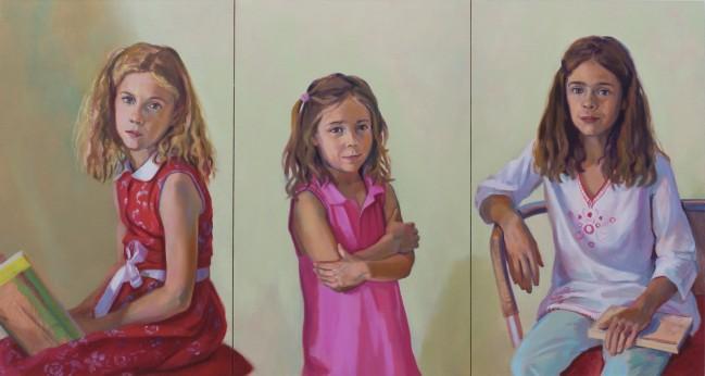 Floria, Aletta und Amicie