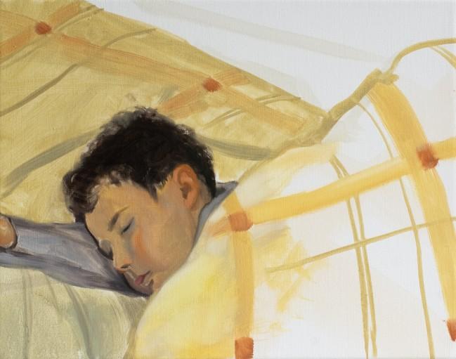 Schlafkind 2 (Johannes)