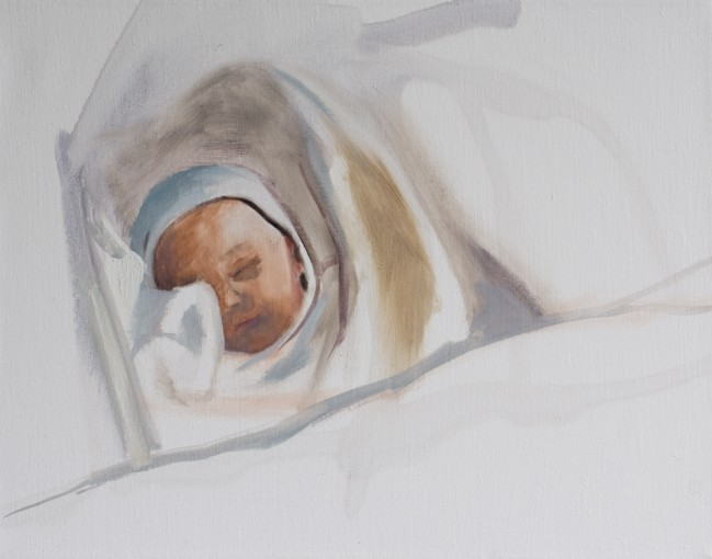 Schlafkind 5 (Constantin)