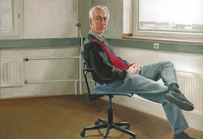 Porträt eines Künstlers (Hans-Peter Feldmann)