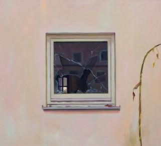 Himmelsleiter Fenster